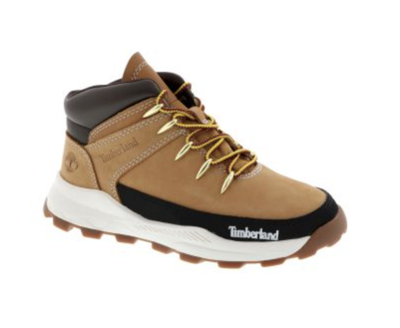 timberland schoenen bruin
