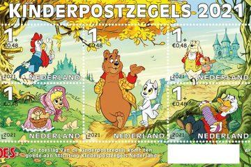 kinderpostzegelactie 2021,kinderpostzegels,wanneer kinderpostzegels,olli b bommel en tom poes,marten toonder