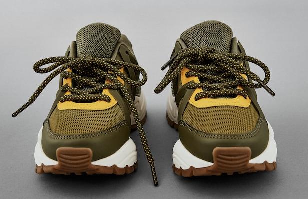 mango jongens sneakers,winter sneakers jongen,jongens winterschoenen,groene schoenen jongens